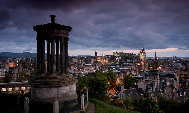 Cheapest traveler guide for Scotland