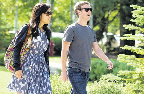Promise fulfilled, Zuckerberg and Chan (wife) did with their new-born daughter Max