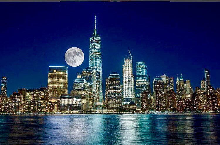 Super moon 2016 from different parts of theworld..