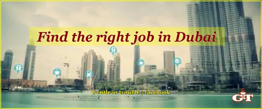 The incredible new app surely helps you getting right job in Dubai