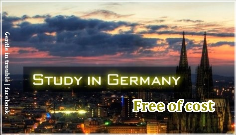 Germany offers free Masters for everyone