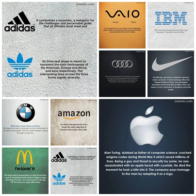 History of these logo will surely make you astonish