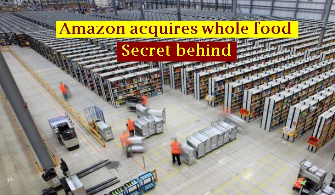 It did what Walmart did decades ago but better. Amazon & WholeFoods