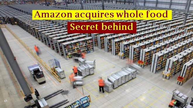 It did what Walmart did decades ago but better. Amazon & Whole Foods