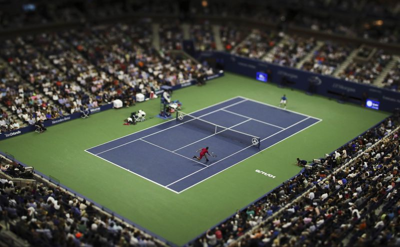 US Open will be divergent thisyear.