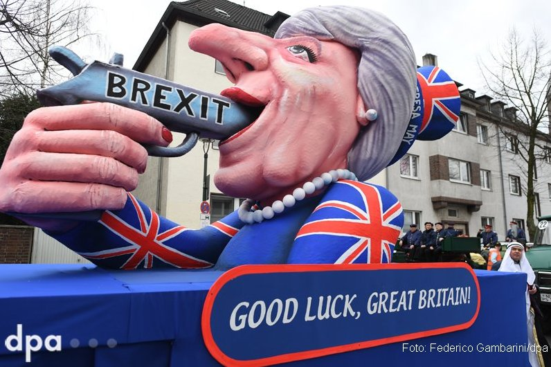 What is British searching for,Brexit?