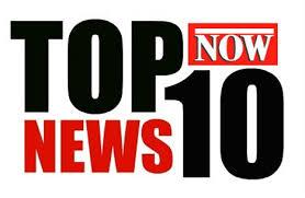 Top 10 global news everyone should be savvy