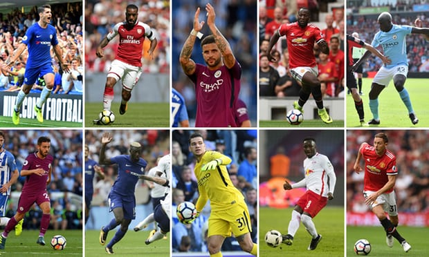 The latest rumors from Man Utd, Chelsea, Arsenal and all the top teams biggest transfer stories from..