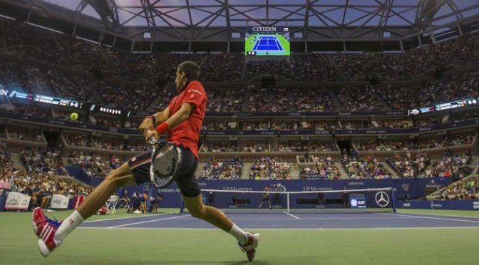 Another at the US Open would set another Open-time record