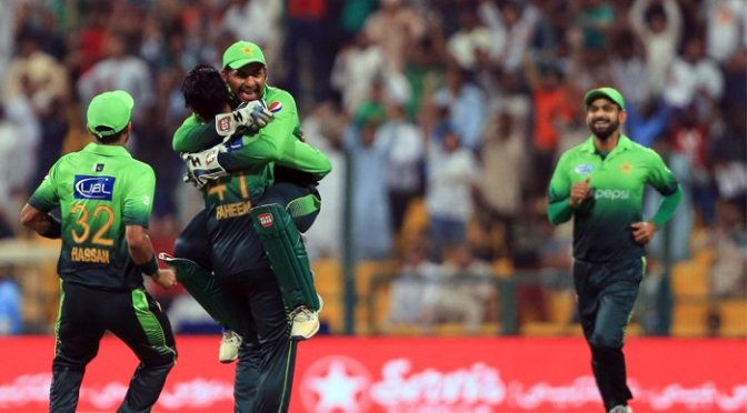 Eight years of isolation from International Cricket ends