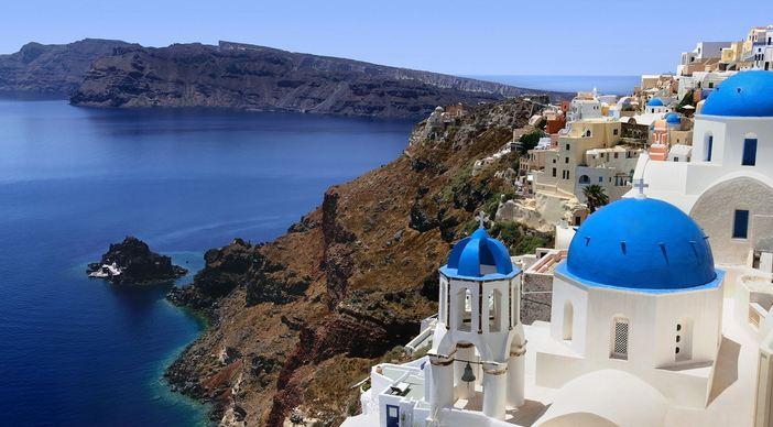 Santorini-Greece-Most-Beautiful-Islands-2017