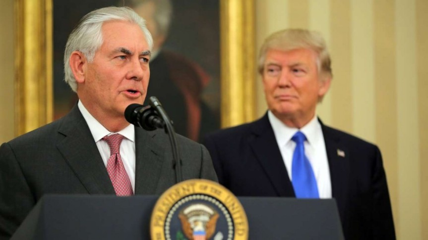 Iran move intended to shattered US relation with North Korea: Tillerson