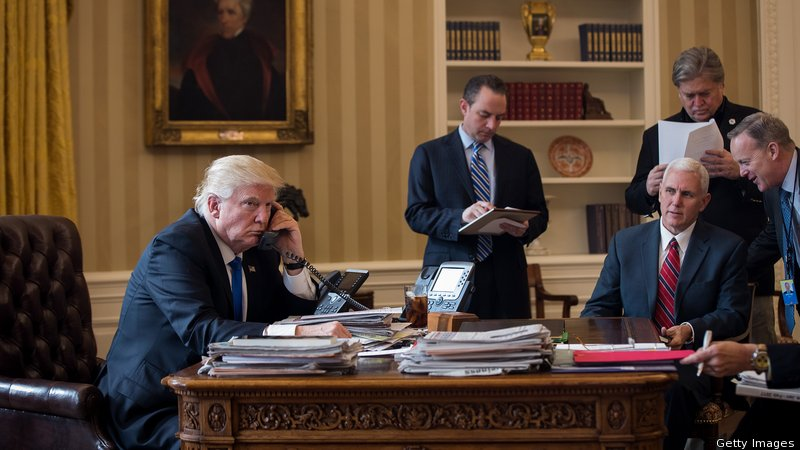 Gaps between Trump promises and actual policies are expanding: WhiteHouse