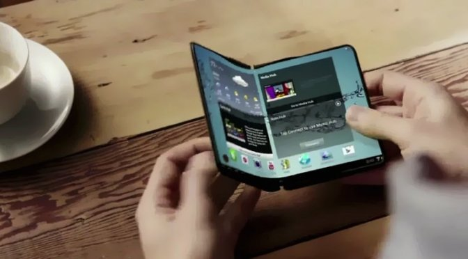 Tech giants are working on some futuristic innovations, features may debut in a 2018 smartphone,