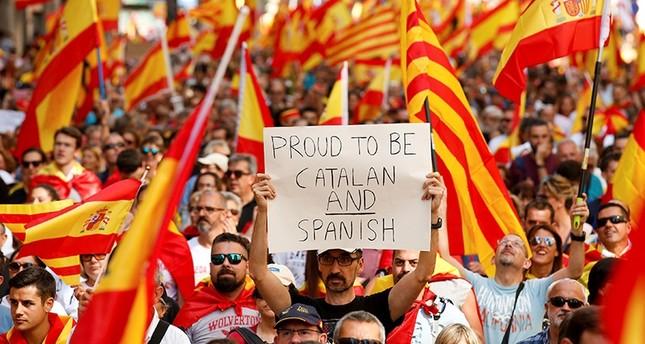 Separatist parties won a slim majority in the Catalan parliament: Barcelona