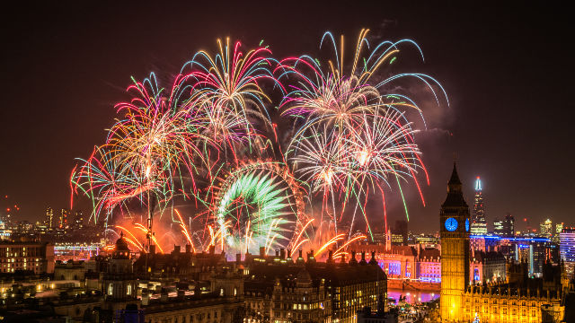 Want to join NewYear evening in London 2018. Must read blog