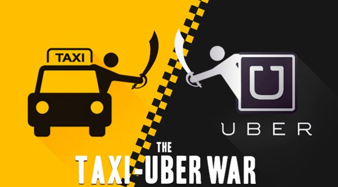 War is sorted out finally. ECJ apprise Uber is not a digital agency