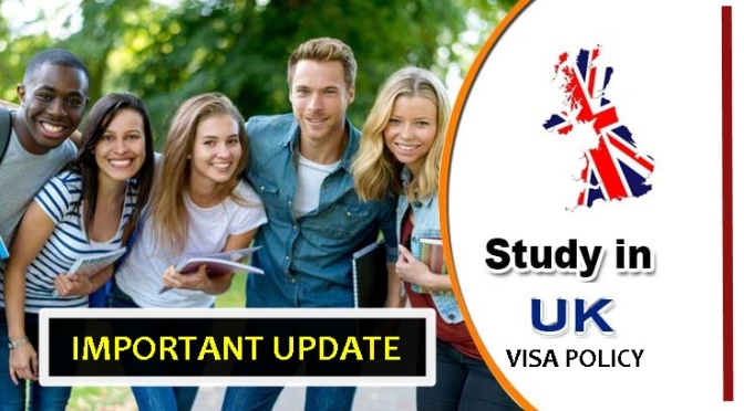 UK govt has finally realized they are diverting students to other countries which is odd