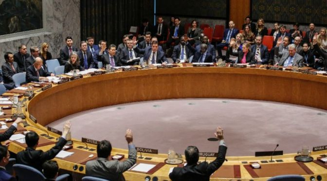 Contemporary sanctions on North Korea by United Nations