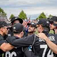 Pakistan crumbled at 74 in pursuit of 258: 3rd Odi Dunedin