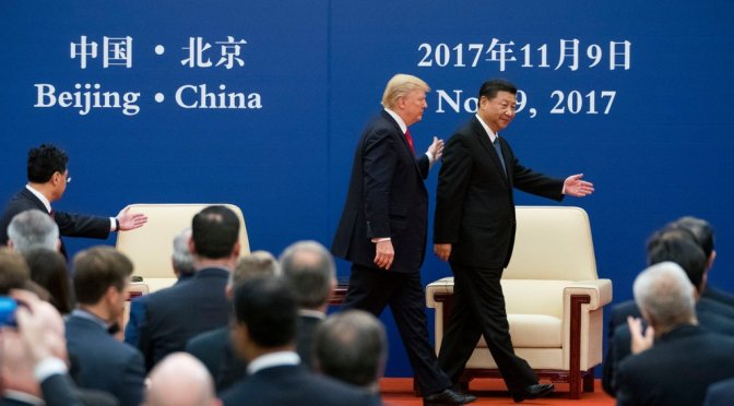 China caution US amid investigating foreign firms transfer technology