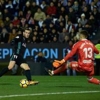 Real Madrid player Gareth Bale sends Manchester United transfer message