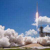 World's most powerful rocket (Falcon Heavy) launched by SpaceX: Elon Musk