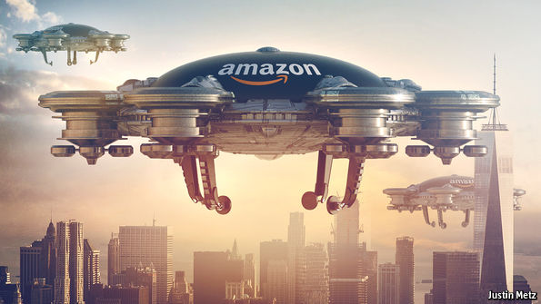 Amazon moving towards new delivery endeavor