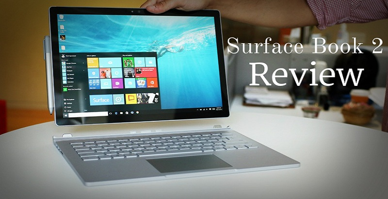 Why the Surface Book 2 is the best laptop – Top 10 World