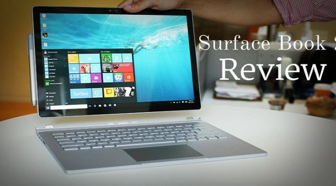 Why the Surface Book 2 is the best laptop