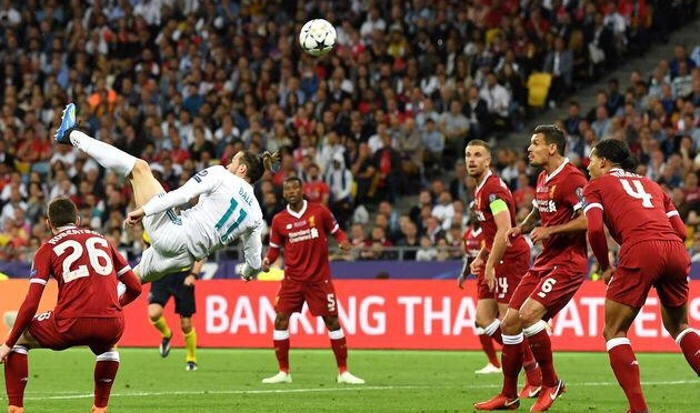 Madrid stars led team secure their third successive CL trophy: Real Madrid 3-1 Liverpool