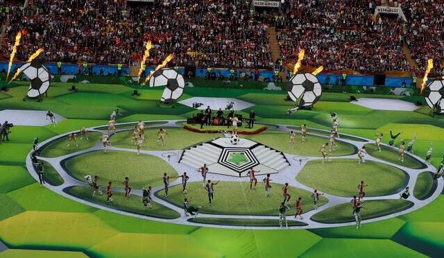 FIFA' 2018 Finalist prediction.