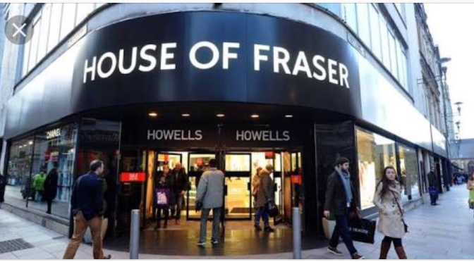 Over debt forced HoF to apex its half outlets in UK including signature one in Oxford street