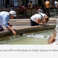 Urban areas are not equipped to deal with this Scorching summer heat in EU: Record Temperature