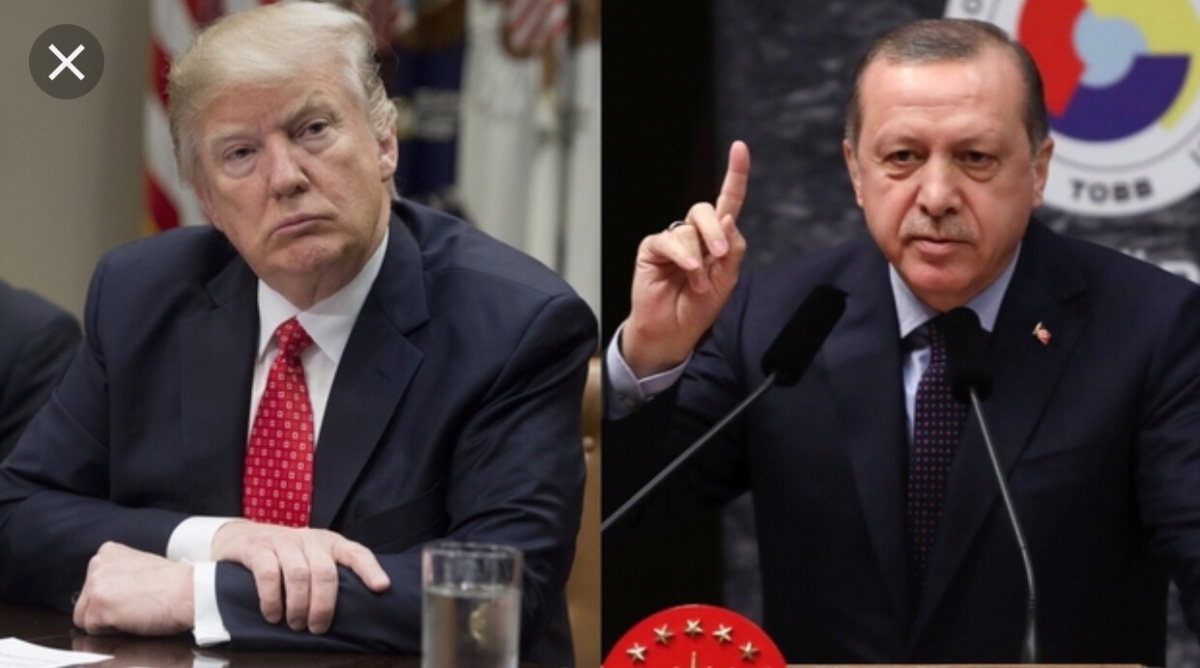 Trump ordered to double tariffs is punitive Turkey, Lira plunges 15% against Dollar