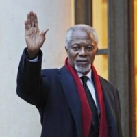 Former Secretary General who Reinvented UN, Kofi Annan Departs At 80 in Switzerland