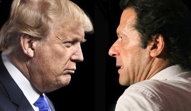 Pakistan's PM Imran Khan told Trump to rectify his records: Aid was nuts