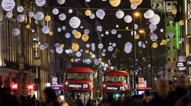 Get festive at these winters fairs: Christmas Markets in London 2018