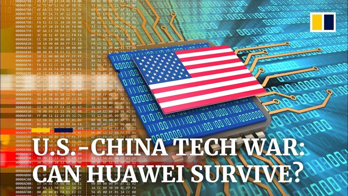 US-China Tech war beneficiary?