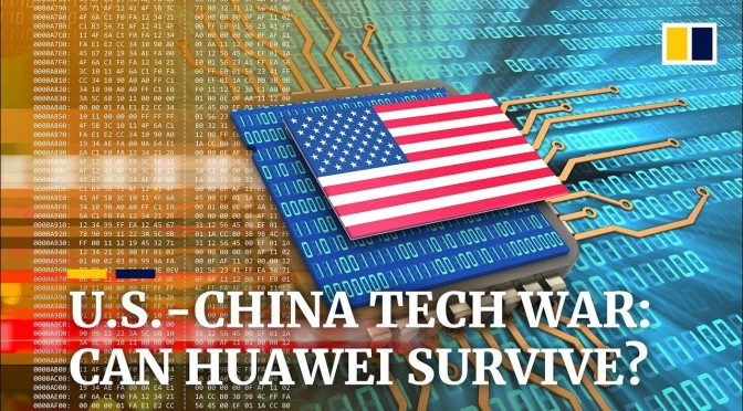US-China Tech war is all about?