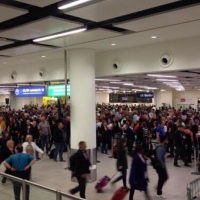IT failure caused chaos among travellers at Manchester Airport