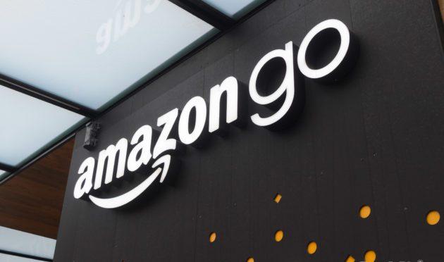 Amazon has taken over.