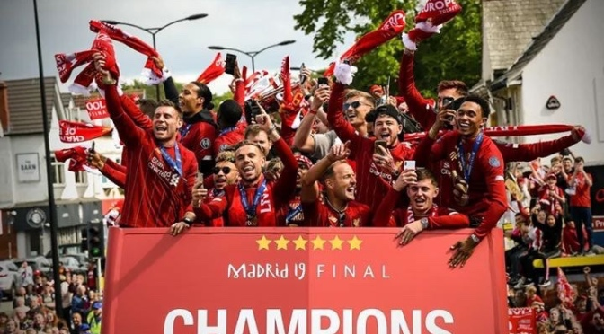 Strived for 14 years to be Champions of Europe: Liverpool