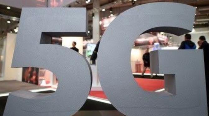 Three customers will observe 5G in UK