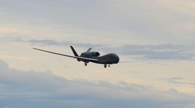Trump warned Iran made a big mistake amid drone shot down