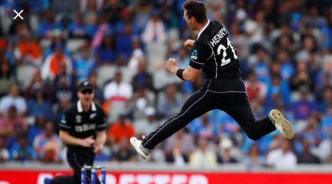 First Semi-Final, NZ steals it from favorites