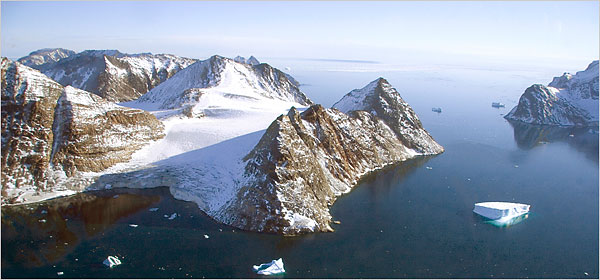 'Greenland: Land Not for sale, still in White House consideration
