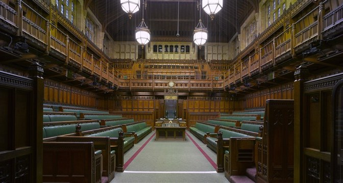 House of Commons passed no-deal Brexit bill