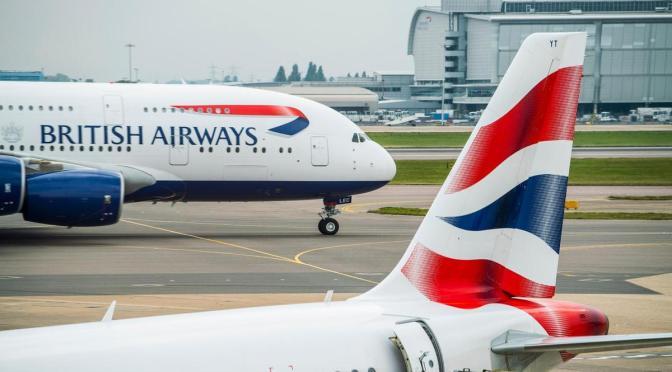 British Airways fined $230 under Data laws: EU courts