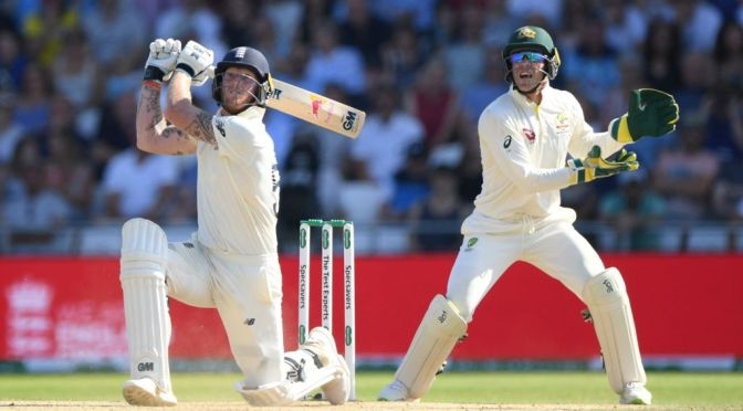 Ben Stokes, the man behind the Test cricket: Ashes 2019